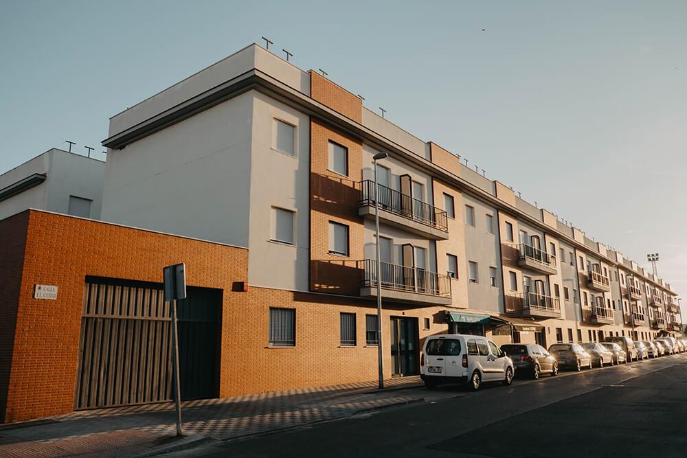 Alquiler 68 VPO promoción viviendas en alquiler de vpo Los Palacios y Villafranca